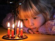 children love candle chimes